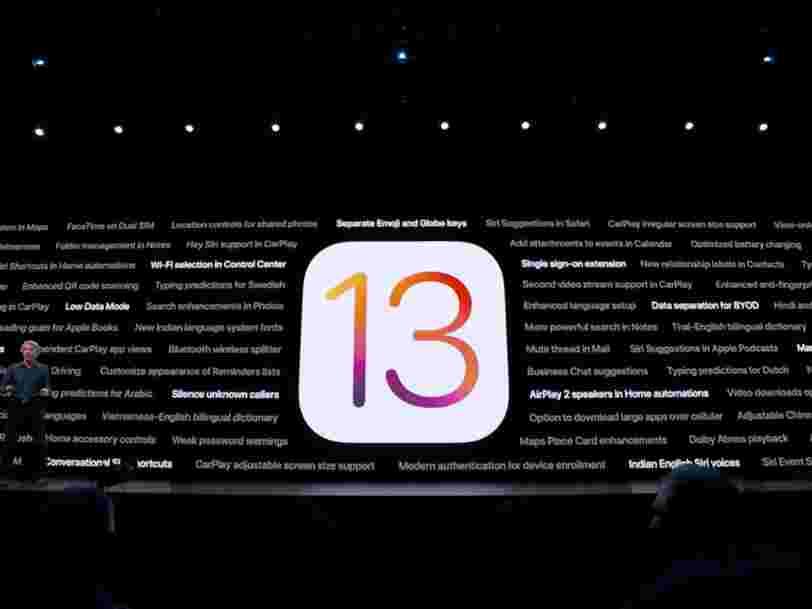 Ces fonctionnalités d'iOS 13 pour votre iPhone sont passées inaperçues lors de la keynote Apple