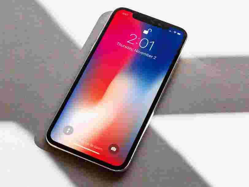 Apple travaillerait sur un iPhone à écran incurvé — et vous pourriez l'utiliser sans le toucher