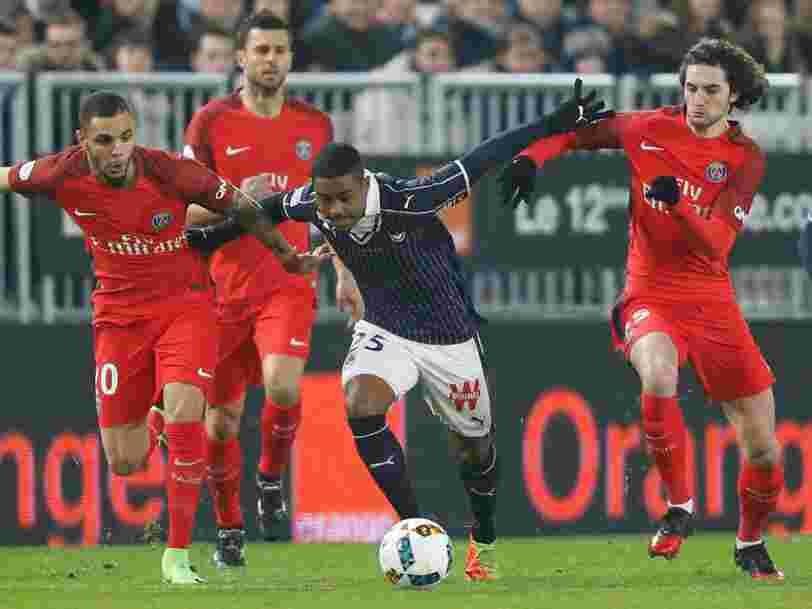 M6 bondit en Bourse après l'annonce d'un projet de cession des Girondins de Bordeaux