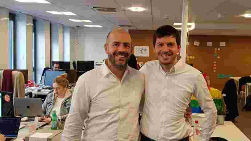 INFO BUSINESS INSIDER: Des anciens dirigeants derrière Teads et Talend s'allient dans une nouvelle startup de marketing mobile pour faire le poids face à des géants comme Adobe