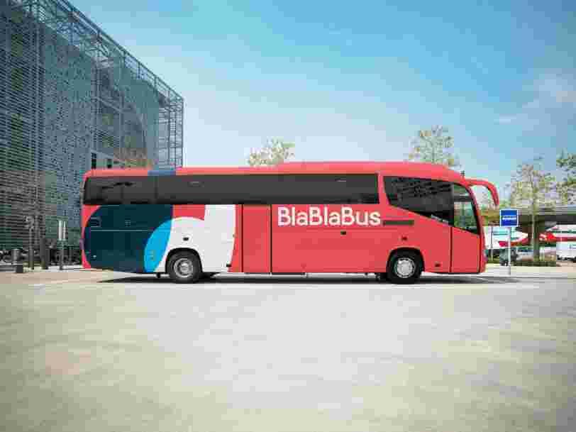 Les 14 premières lignes de cars de BlaBlaBus pour lesquelles vous pouvez déjà réserver votre place