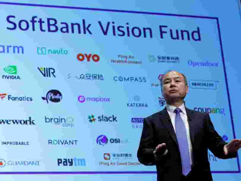 Le Japonais SoftBank va continuer à déverser des milliards dans la tech grâce à l'une des IPO les plus importantes jamais réalisées