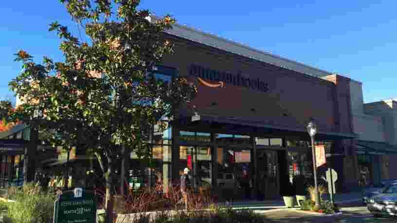 Amazon ouvre une librairie dans la région de San Francisco