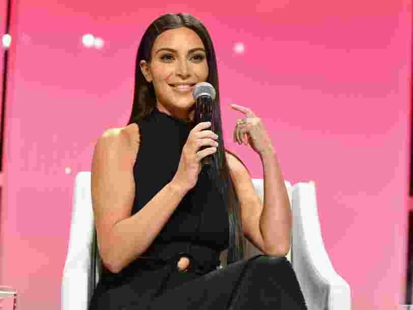 Comment Kim Kardashian a bâti sa fortune de 350 millions de dollars