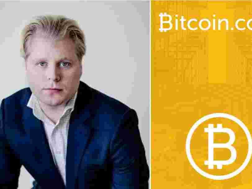 Le cofondateur suédois de Bitcoin.com a vendu tous ses bitcoins