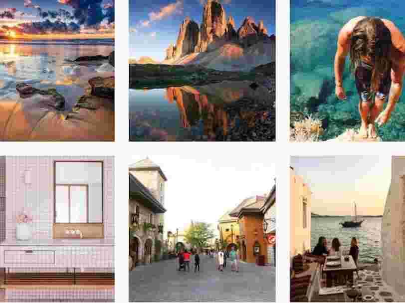 Facebook utilise vos photos Instagram pour entraîner ses algorithmes à reconnaître le contenu des images