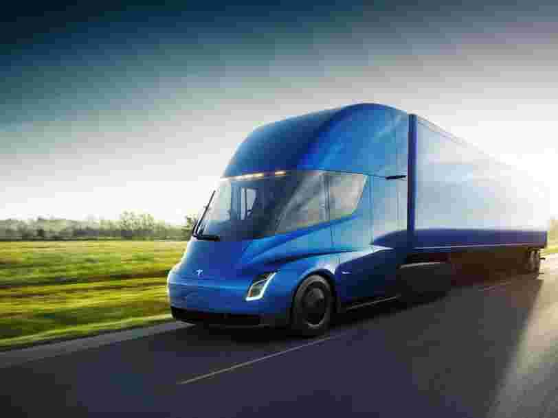 Pepsi vient de commander 100 Tesla Semis — voici toutes les entreprises qui achètent le camion électrique