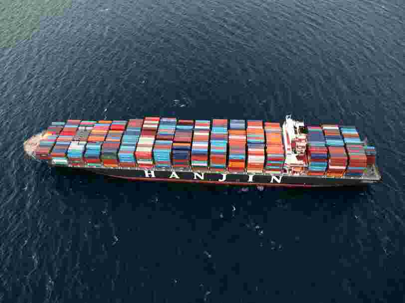 Un secteur essentiel du commerce international vit 'la plus grande crise de l'histoire'