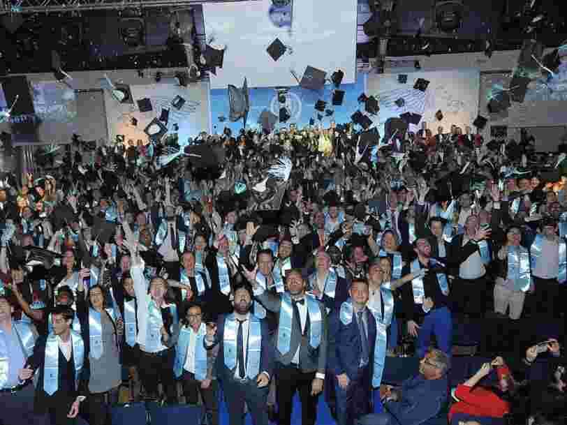 Les 17 masters en management en France qui permettent d'avoir les meilleurs salaires 3 ans après le diplôme