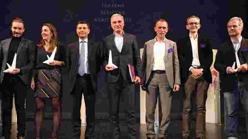 Voici les 3 entreprises récompensées cette année du prix de l'innovation remporté par Devialet et BlaBlaCar avant elles