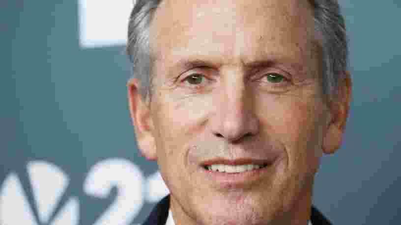 L'ancien patron de Starbucks, Howard Schultz, annonce qu'il pense 'sérieusement' à se lancer dans la course à la Maison Blanche en tant qu'indépendant