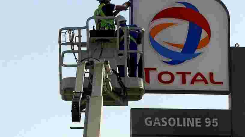 Total a battu le consensus au T4 grâce à la remontée des prix du pétrole