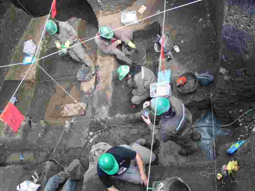 Une empreinte humaine découverte au Chili serait la plus vieille connue à ce jour en Amérique