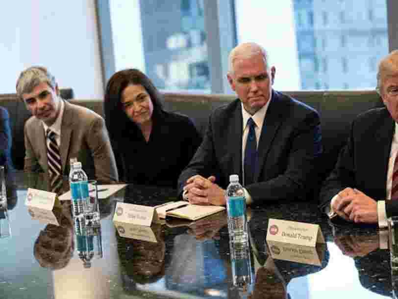 Goldman Sachs était 'paniqué' par une rumeur selon laquelle Donald Trump allait anéantir l'accord entre Amazon et Whole Foods à cause de Jeff Bezos