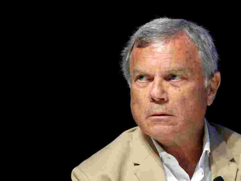 Martin Sorrell, le DG du géant de la publicité WPP, quitte ses fonctions après des accusations de faute grave