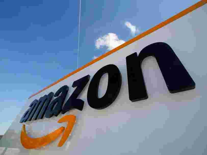 Scanner votre corps contre un bon d'achat, la nouvelle idée d'Amazon