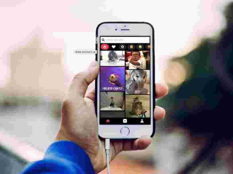 Vous pouvez désormais envoyer des GIFs musicaux sur Snapchat