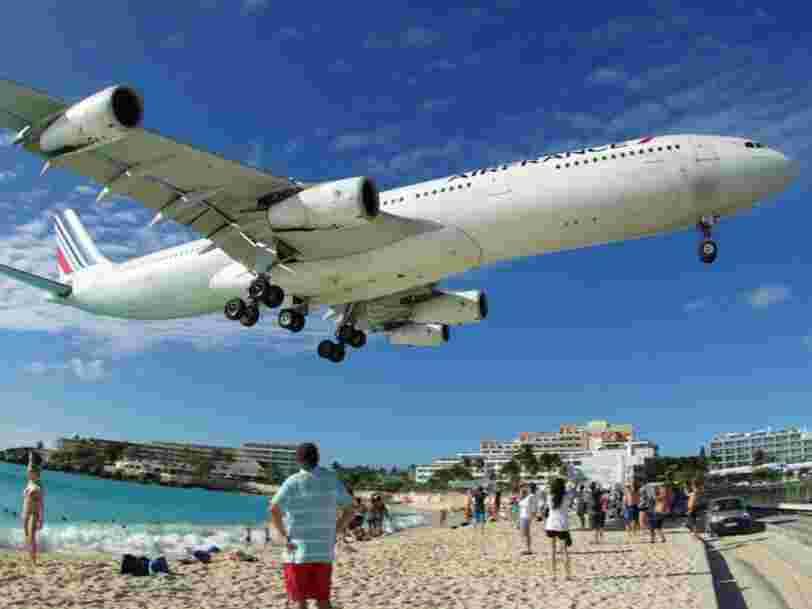 15 aéroports parmi les plus périlleux au monde