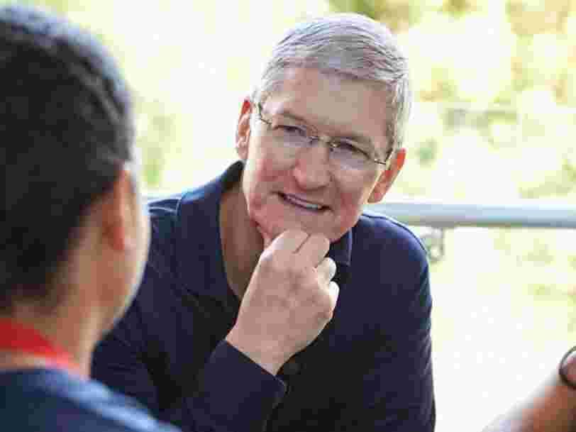 6 choses que les investisseurs attendent des prochains résultats Apple