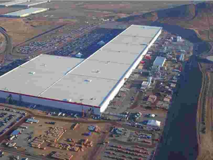 Tesla a apparemment réduit son choix à 2 pays pour sa future Gigafactory européenne