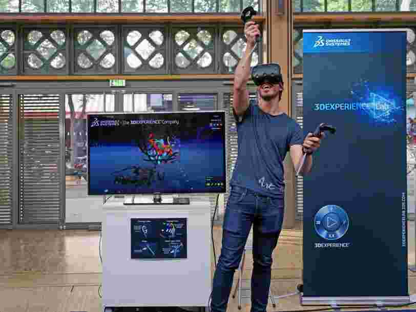 Comment Dassault est devenu le champion du monde de la 3D