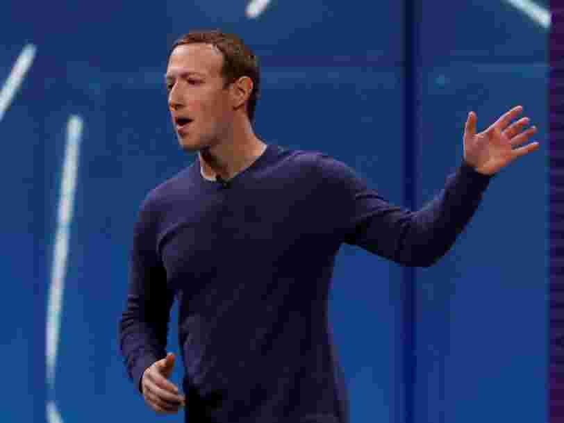 Facebook écoute des messages audio envoyés sur Messenger... et les 6 autres choses à savoir dans la tech ce matin