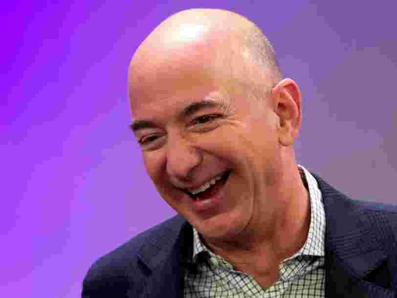 L'action Amazon s'envole en Bourse après des résultats qui surpassent les attentes de Wall Street