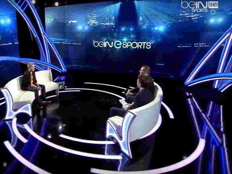 BeIN Sports a accepté de perdre 1 Md€ pour rivaliser avec Canal+