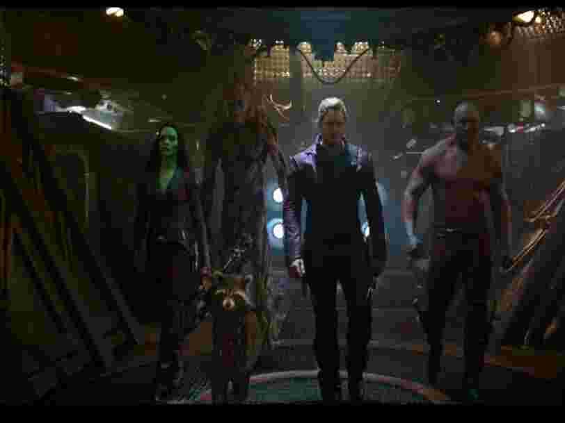 'Avengers : Endgame' réalise le meilleur démarrage de l'histoire du box-office américain