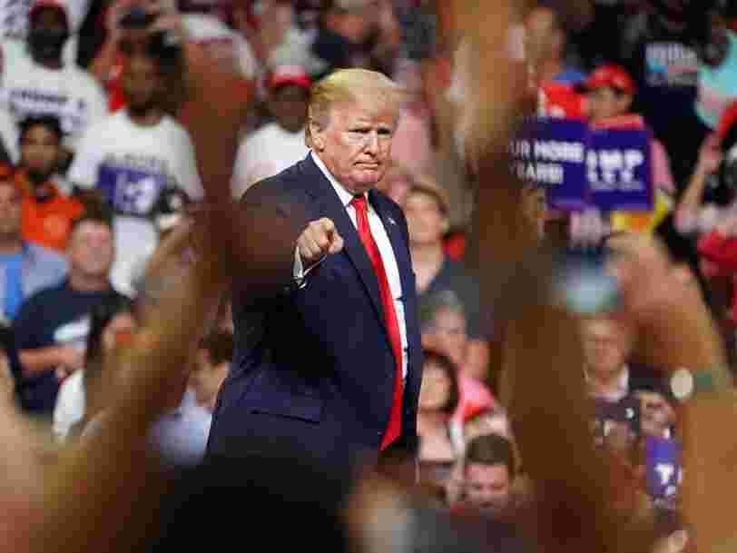 Donald Trump lance officiellement sa campagne pour 2020 avec les mêmes recettes qu'en 2016