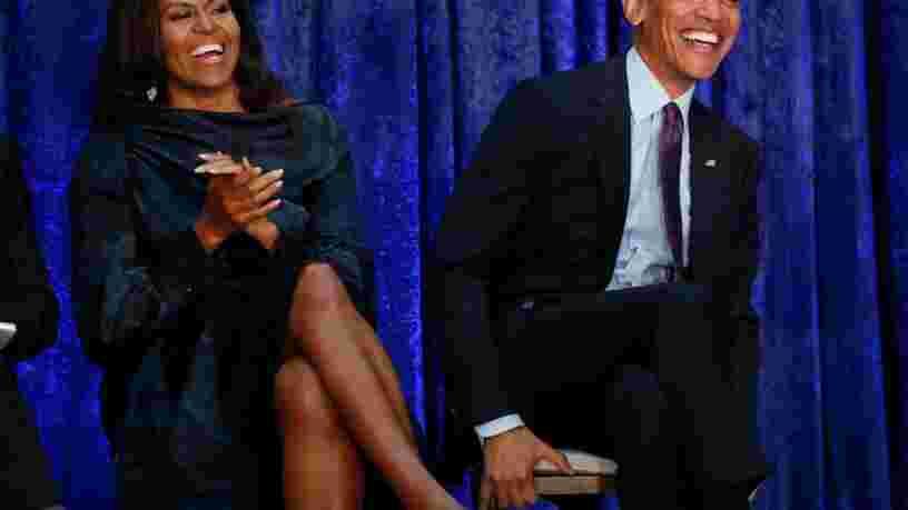 Barack et Michelle Obama sont en discussions avancées pour produire des émissions sur Netflix