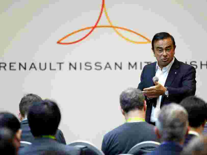Renault-Nissan détrône Volkswagen et devient le constructeur qui a vendu le plus de voitures au monde en 2017