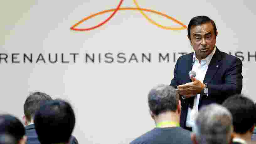 Renault, Nissan et Mitsubish ont déjà investi 50M$ en 4 mois dans des startups — et un autre fonds est déjà en préparation
