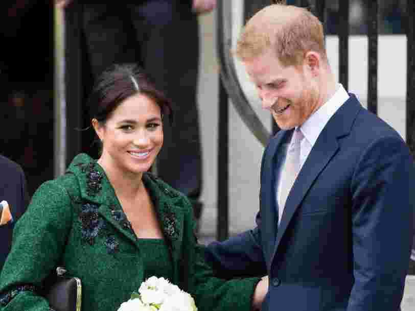 'Royal baby' : acupuncture, vêtements... Voici combien la grossesse de Meghan Markle a coûté