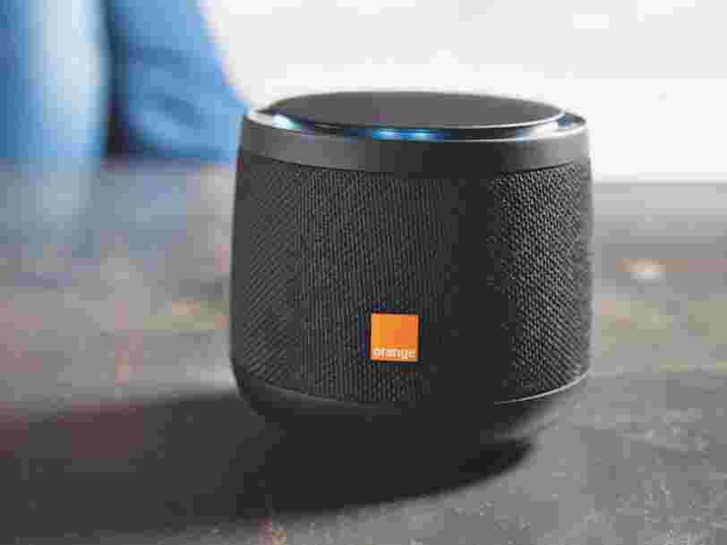 Orange annonce la sortie de son enceinte connectée Djingo avec une IA européenne qui ne vendra pas vos données personnelles — mais embarquera aussi Amazon Alexa