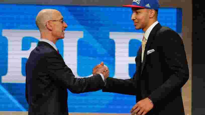 Les basketteurs français sont parmi les plus draftés de la NBA