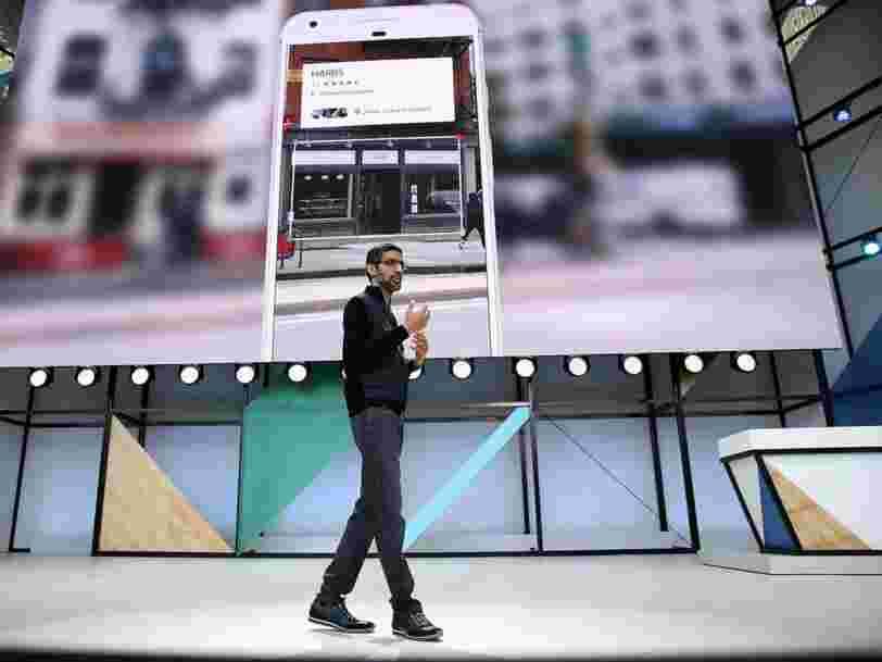 Voici tout ce que Google devrait annoncer lors de son grand événement de rentrée