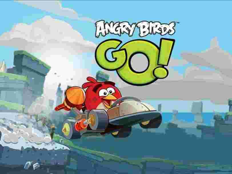 L'éditeur du jeu Angry Birds Rovio vise une valorisation de 1Md$ pour son entrée en bourse