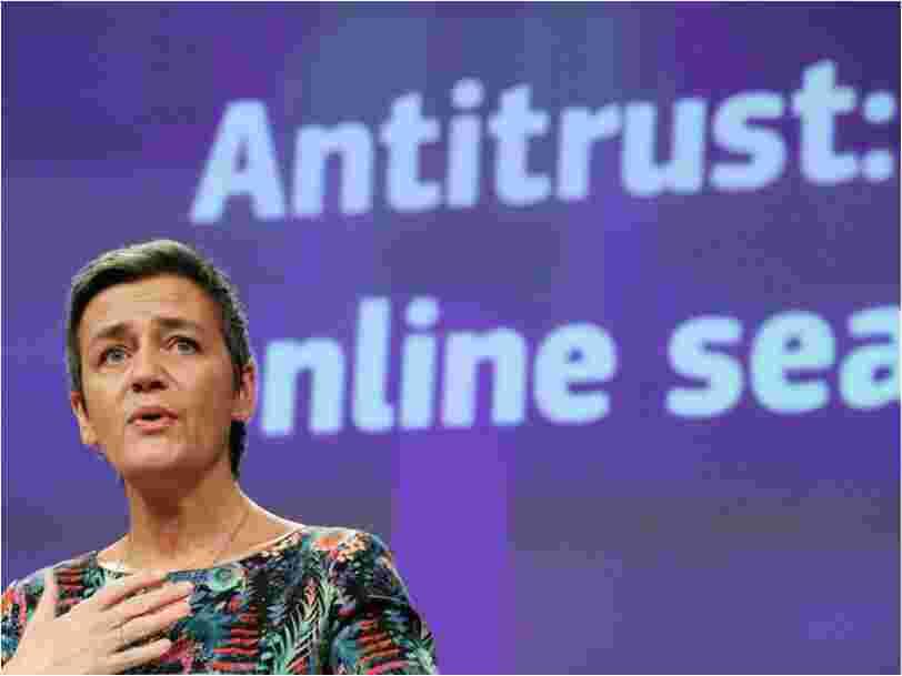 Concurrence : l'amende colossale que pourrait infliger Bruxelles à Amazon