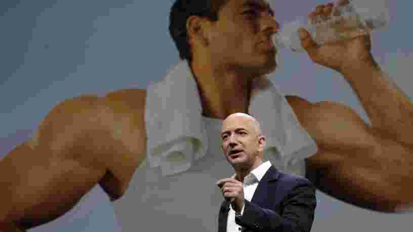 Jeff Bezos sur Alexa d'Amazon: 'On ne voit pas souvent des surprises positives de cette ampleur'