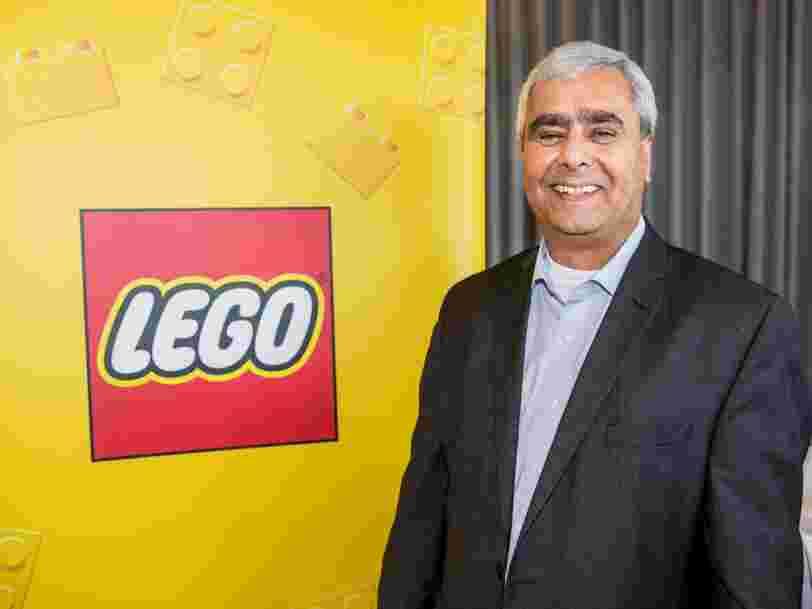 Le fabricant de jouets danois Lego confie un nouveau rôle aux héritiers de son fondateur
