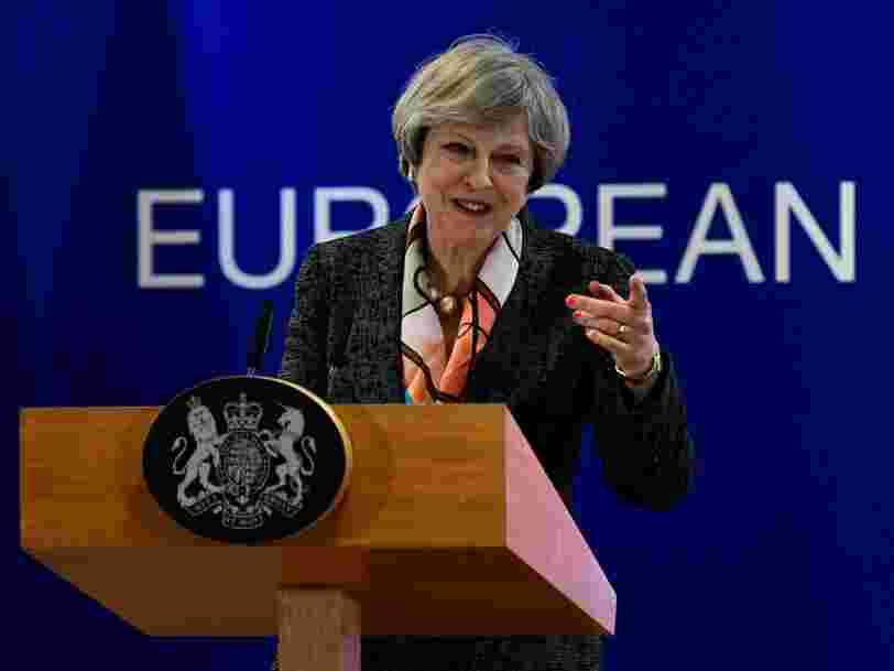 Theresa May obtient le feu vert du Parlement britannique pour déclencher le Brexit
