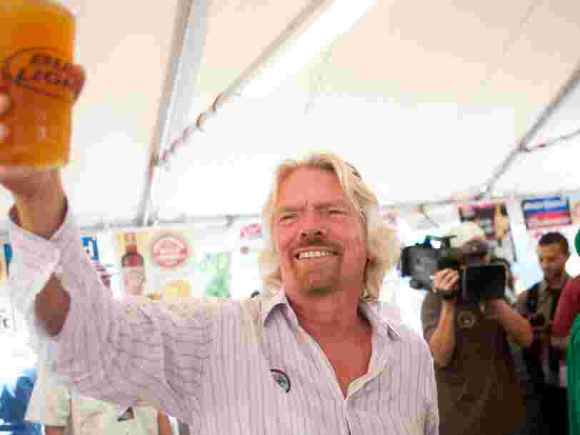 Le milliardaire Richard Branson se lance dans le private equity