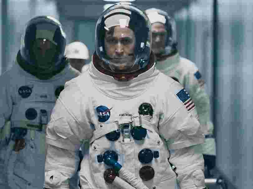 'Apollo 13', 'Seul sur Mars, 'First Man'... 8 films sur l'espace réalistes à revoir pour les 50 ans des premiers pas de l'Homme sur la Lune