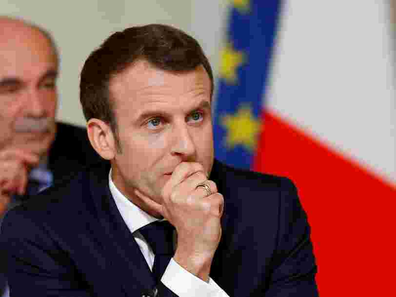 Emmanuel Macron avait promis du très haut débit pour tous en 2022, 2 cartes prouvent qu'on en est encore loin