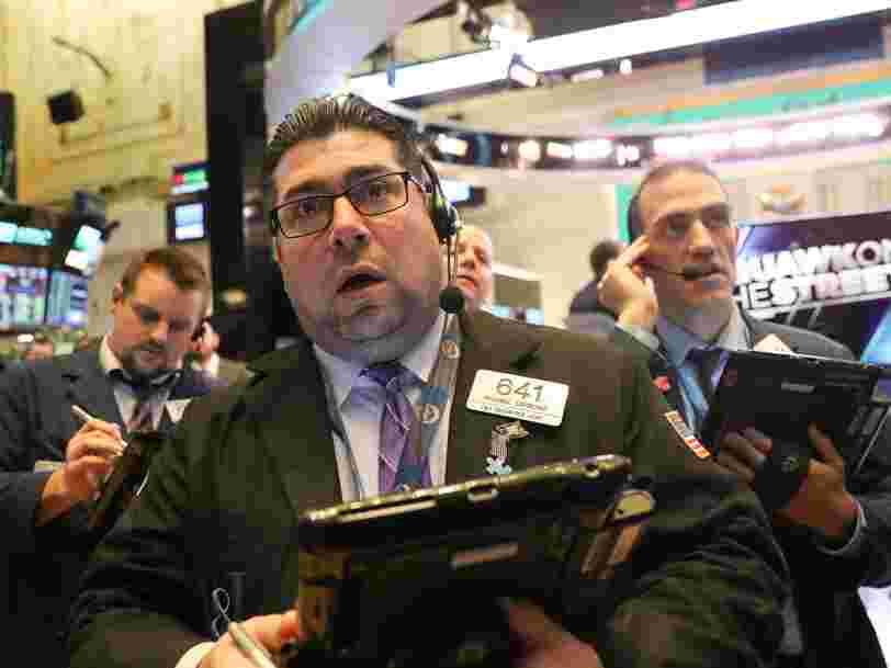 'Une année qui pourrait être aussi difficile que 2018': 5 experts qui gèrent des milliards d'actifs disent ce qu'il faut attendre des marchés en 2019