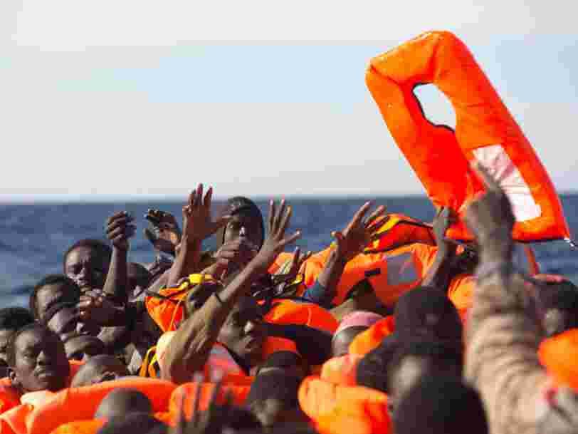 Le passage des migrants rapporte près de 300M€ aux commerçants des villes de la côte libyenne