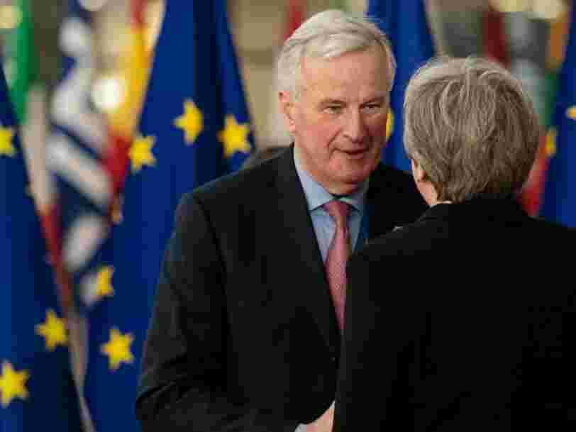 Le Royaume-Uni et l'Union européenne ont trouvé un accord sur le Brexit