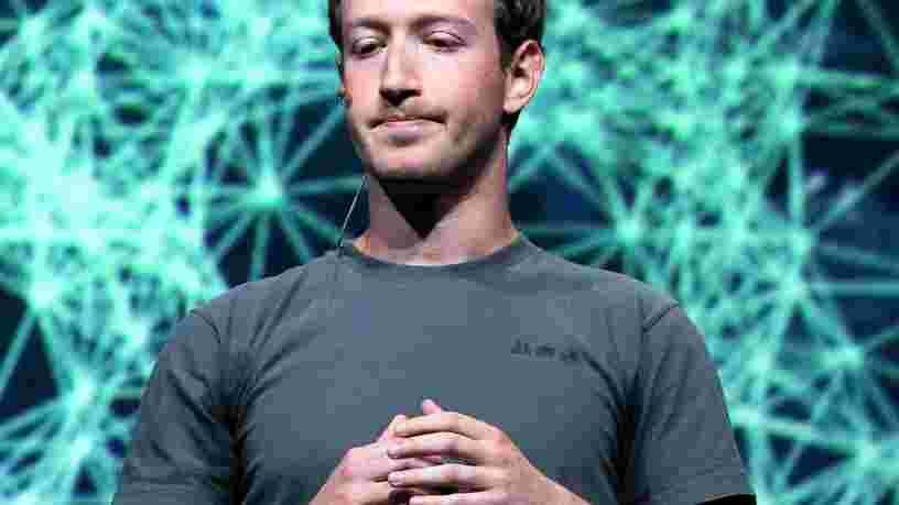 Mark Zuckerberg révèle un des ses 'grands regrets' — et le timing ne semble pas être un accident