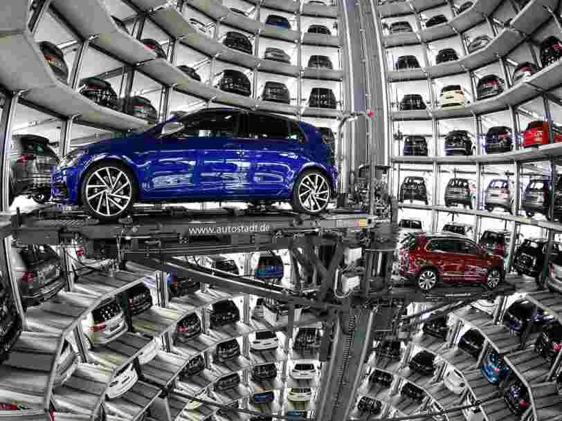 Volkswagen offre de l'argent pour que les gens abandonnent leurs véhicules diesel